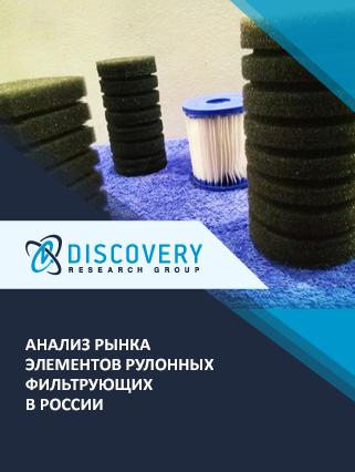 Маркетинговое исследование - Анализ рынка элементов рулонных фильтрующих в России