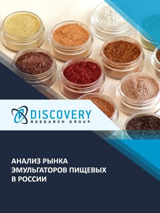 Маркетинговое исследование - Анализ рынка эмульгаторов пищевых в России