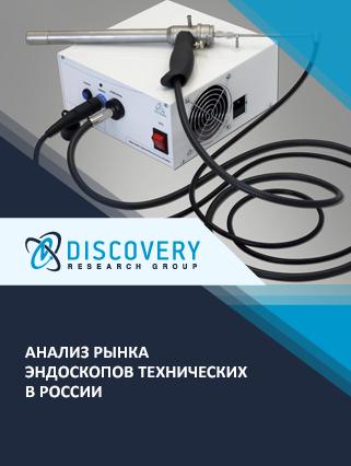 Маркетинговое исследование - Анализ рынка эндоскопов технических в России
