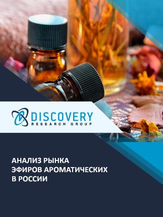 Маркетинговое исследование - Анализ рынка эфиров ароматических в России