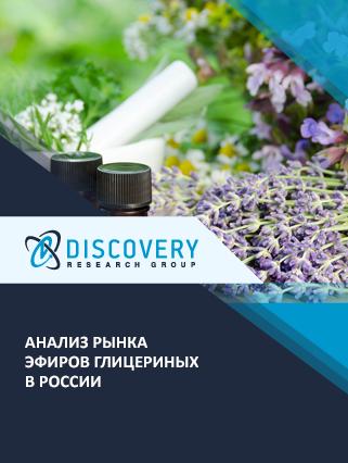 Маркетинговое исследование - Анализ рынка эфиров глицериных в России