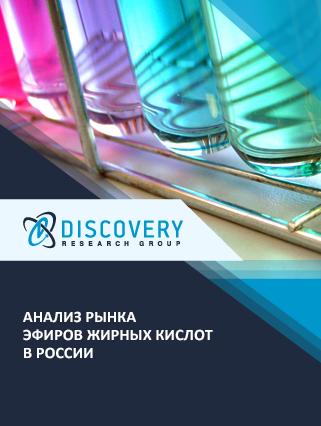 Маркетинговое исследование - Анализ рынка эфиров жирных кислот в России