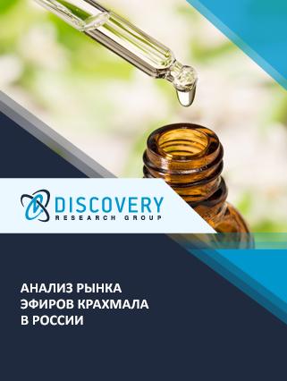 Маркетинговое исследование - Анализ рынка эфиров крахмала в России