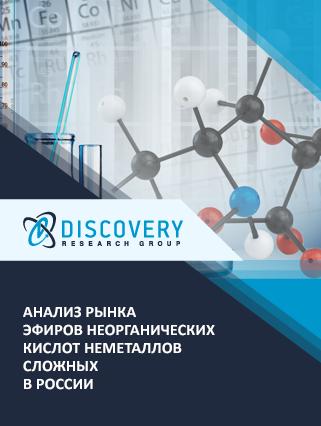 Маркетинговое исследование - Анализ рынка эфиров неорганических кислот неметаллов сложных в России