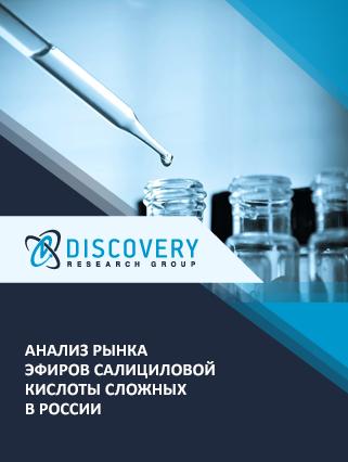 Анализ рынка эфиров салициловой кислоты сложных в России
