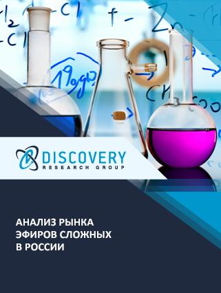 Маркетинговое исследование - Анализ рынка эфиров сложных в России