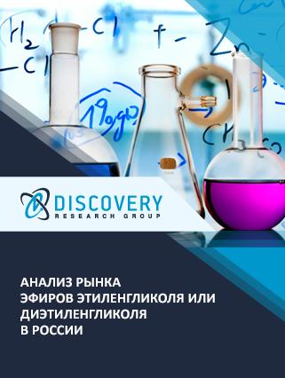 Анализ рынка эфиров этиленгликоля или диэтиленгликоля в России