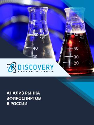 Маркетинговое исследование - Анализ рынка эфироспиртов в России