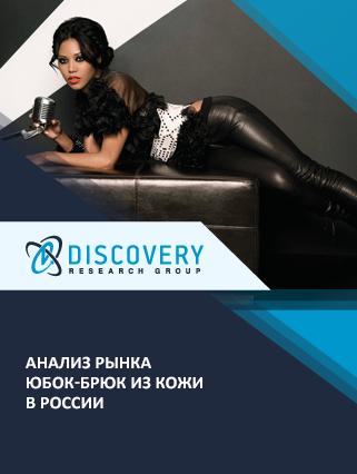 Маркетинговое исследование - Анализ рынка юбок-брюк из кожи в России