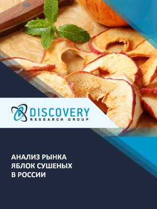 Маркетинговое исследование - Анализ рынка яблок сушеных в России