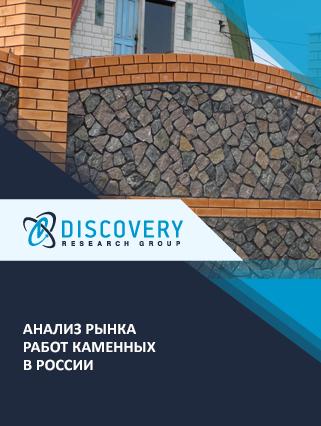 Маркетинговое исследование - Анализ рынка работ каменных в России