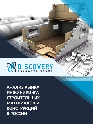 Маркетинговое исследование - Анализ рынка инжиниринга строительных материалов и конструкций в России