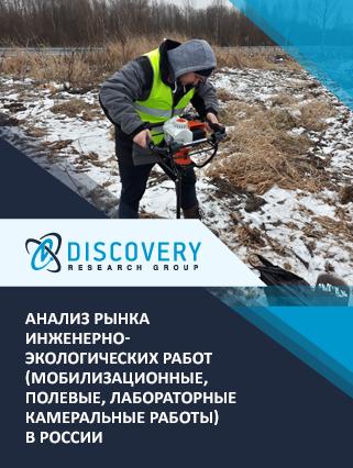 Маркетинговое исследование - Анализ рынка инженерно-экологических работ (мобилизационные, полевые, лабораторные камеральные работы) в России
