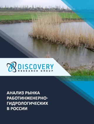 Маркетинговое исследование - Анализ рынка работинженерно-гидрологических в России
