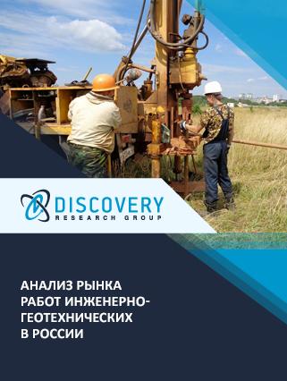 Маркетинговое исследование - Анализ рынка работ инженерно-геотехнических в России