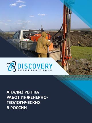 Маркетинговое исследование - Анализ рынка работ инженерно-геологических в России