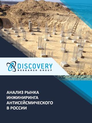 Маркетинговое исследование - Анализ рынка инжиниринга антисейсмического в России