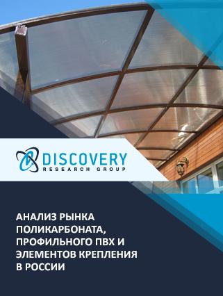 Маркетинговое исследование - Анализ рынка поликарбоната, профильного ПВХ и элементов крепления в России
