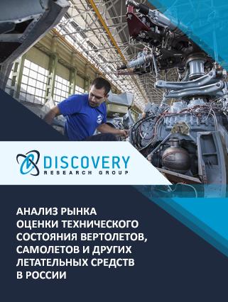 Маркетинговое исследование - Анализ рынка оценки технического состояния вертолетов, самолетов и других летательных средств в России