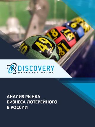 Маркетинговое исследование - Анализ рынка бизнеса лотерейного в России