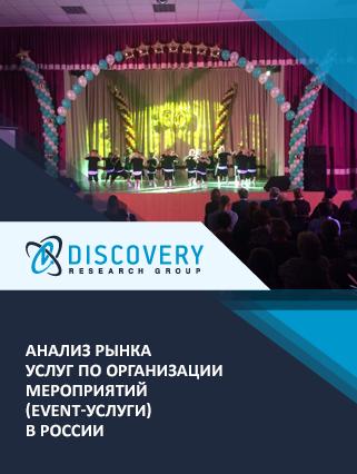 Анализ рынка услуг по организации мероприятий (event-услуги) в России