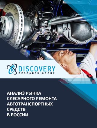 Маркетинговое исследование - Анализ рынка слесарного ремонта автотранспортных средств в России