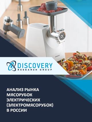 Анализ рынка мясорубок электрических (электромясорубок) в России