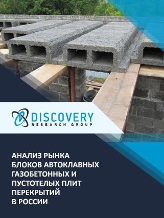 Анализ рынка блоков автоклавных газобетонных и пустотелых плит перекрытий в России