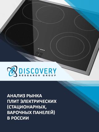 Маркетинговое исследование - Анализ рынка плит электрических (стационарных, варочных панелей) в России