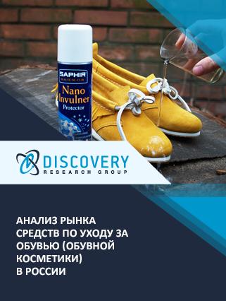 Маркетинговое исследование - Анализ рынка средств по уходу за обувью (обувной косметики) в России