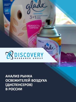 Маркетинговое исследование - Анализ рынка освежителей воздуха (диспенсеров) в России (с базой импорта-экспорта)
