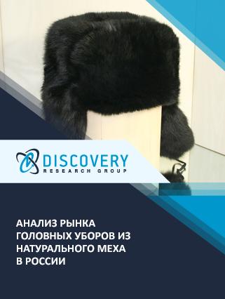 Анализ рынка головных уборов из натурального меха в России