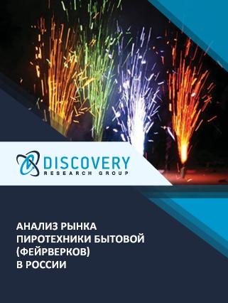 Анализ рынка пиротехники бытовой (фейрверков) в России