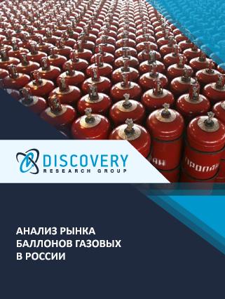 Маркетинговое исследование - Анализ рынка баллонов газовых в России