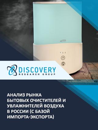 Анализ рынка бытовых очистителей и увлажнителей воздуха в России (с базой импорта-экспорта)