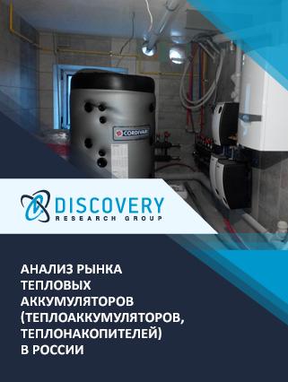 Анализ рынка тепловых аккумуляторов (теплоаккумуляторов, теплонакопителей) в России