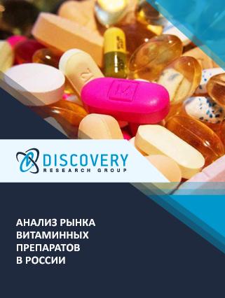 Маркетинговое исследование - Анализ рынка витаминных препаратов в России