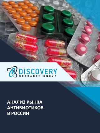Маркетинговое исследование - Анализ рынка антибиотиков в России
