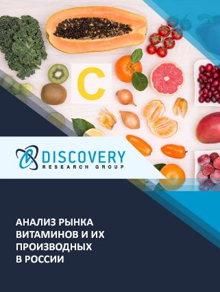 Маркетинговое исследование - Анализ рынка витаминов и их производных в России