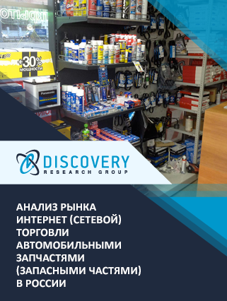 Маркетинговое исследование - Анализ рынка интернет (сетевой) торговли автомобильными запчастями (запасными частями) в России