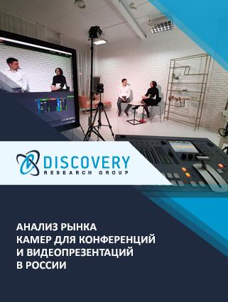 Маркетинговое исследование - Анализ рынка камер для конференций и видеопрезентаций в России