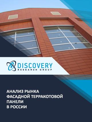 Маркетинговое исследование - Анализ рынка фасадной терракотовой панели в России (с базой импорта-экспорта)