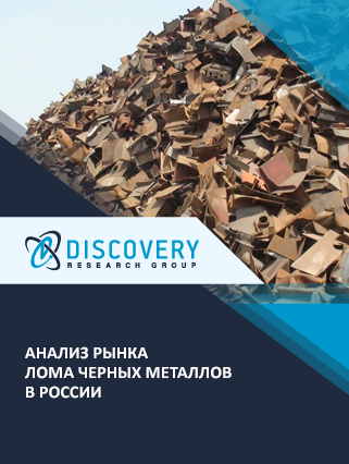 Маркетинговое исследование - Анализ рынка лома черных металлов в России