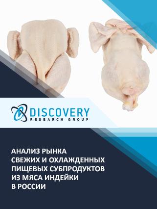 Маркетинговое исследование - Анализ рынка свежих и охлажденных пищевых субпродуктов из мяса индейки в России