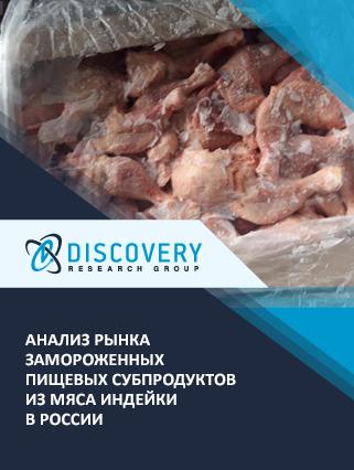Маркетинговое исследование - Анализ рынка замороженных пищевых субпродуктов из мяса индейки в России