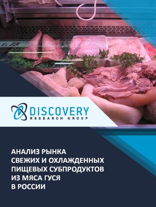 Маркетинговое исследование - Анализ рынка свежих и охлажденных пищевых субпродуктов из мяса гуся в России