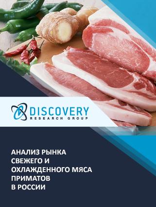 Анализ рынка свежего и охлажденного мяса приматов в России