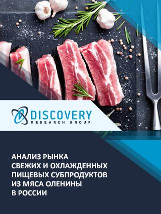 Маркетинговое исследование - Анализ рынка свежих и охлажденных пищевых субпродуктов из мяса оленины в России