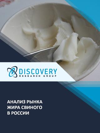 Маркетинговое исследование - Анализ рынка жира свиного в России