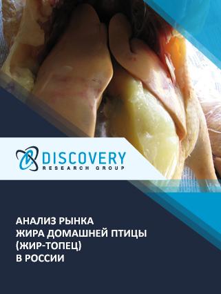 Маркетинговое исследование - Анализ рынка жира домашней птицы (жир-топец) в России